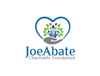 JoeAbate Charitable Foundation logo design