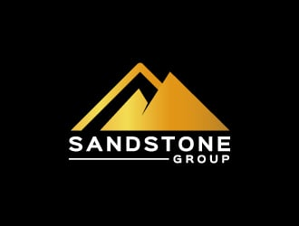 Sandstone Group logo design