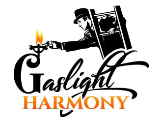 Gaslight Harmony logo design winner