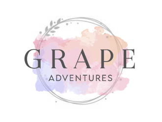 Grape Adventures logo design by kunejo