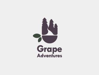 Grape Adventures logo design by Abid_Abdillah