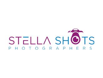 Stella Shots Photographers logo design