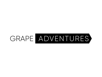 Grape Adventures logo design by graphicstar