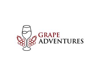 Grape Adventures logo design by Rexi_777