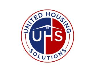 United Housing Solutions logo design