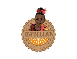 Izabellas Coffee logo design by bayudesain88