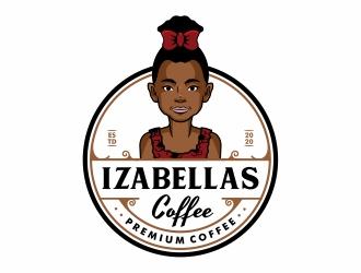 Izabellas Coffee logo design by Mardhi