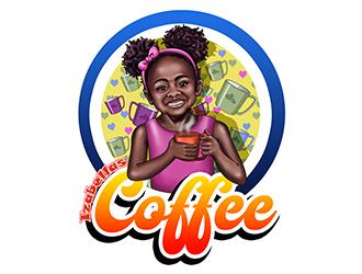 Izabellas Coffee logo design by LogoQueen
