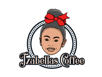 Izabellas Coffee logo design by Hipokntl_