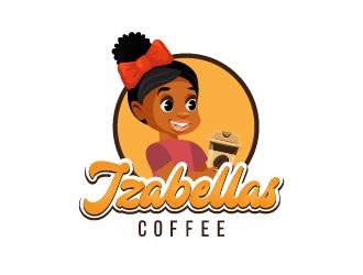 Izabellas Coffee logo design by akupamungkas