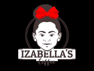 Izabellas Coffee logo design by uunxx