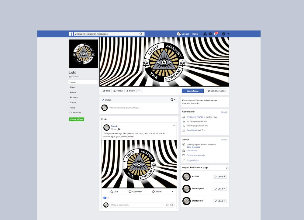 Against the Stream logo design by Sofi