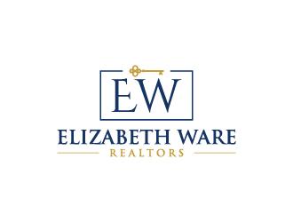 Elizabeth Ware Realtors logo design