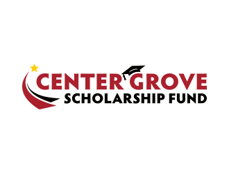 Center Grove Scholarship Fund logo design