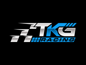 TKG Racing  logo design