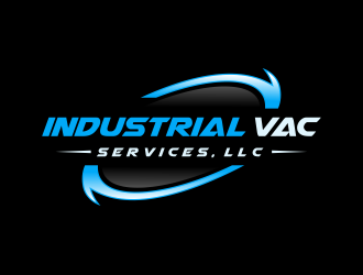 Industrial Vac Services, LLC logo design by Gopil