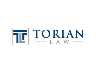 Torian Law logo design