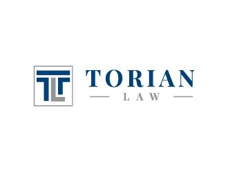 Torian Law logo design by logogeek