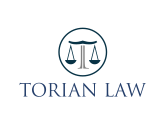 Torian Law logo design by lintinganarto