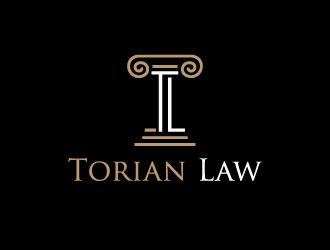 Torian Law logo design by nard_07