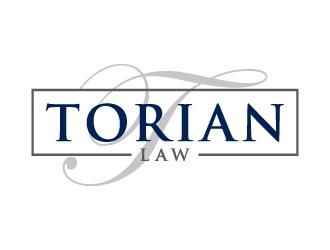 Torian Law logo design by BrainStorming