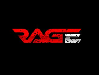 Rage logo design