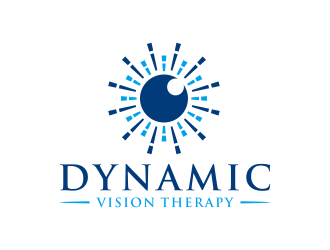 Dynamic Vision Therapy logo design