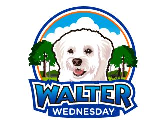 Walter Wednesday logo design