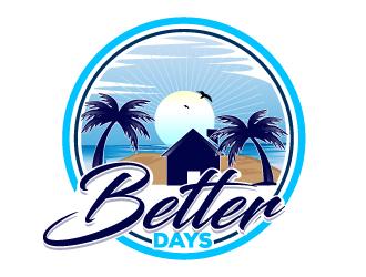 Better Days logo design