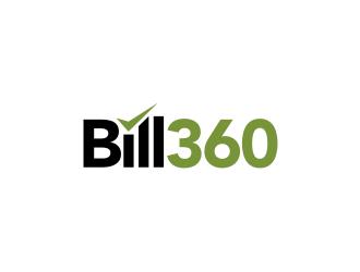 Bill360 logo design