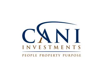 CANI Investments  logo design