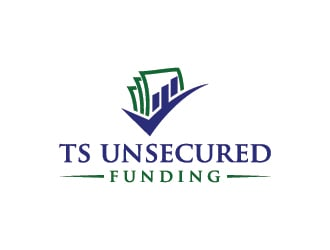 TS Unsecured Funding Logo Design