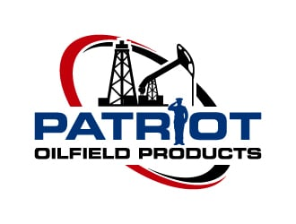 PATRIOT OILFIELD PRODUCTS Logo Design