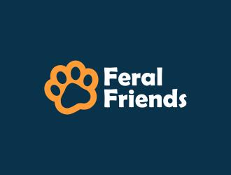 Feral Friends logo design by mukleyRx