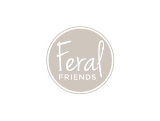 Feral Friends logo design by Arto moro