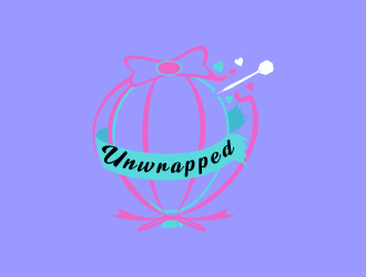 Unwrapped logo design by Msinur