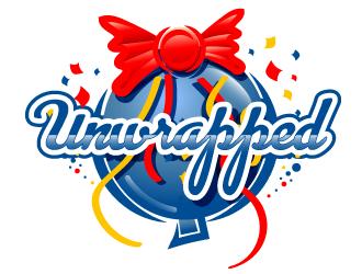 Unwrapped logo design by PRN123