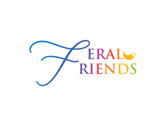 Feral Friends logo design by GassPoll
