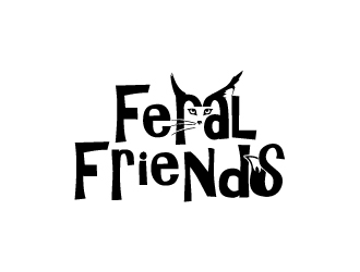 Feral Friends logo design by GETT