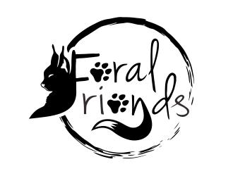 Feral Friends logo design by aura