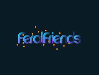 Feral Friends logo design by DuckOn