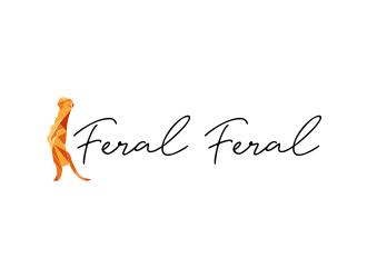 Feral Friends logo design by Greenlight