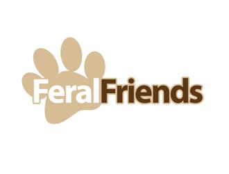 Feral Friends logo design by kunejo