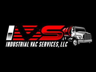 Industrial Vac Services, LLC logo design by daywalker