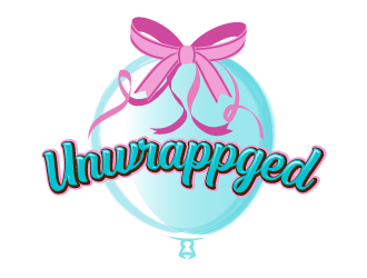 Unwrapped logo design by axel182