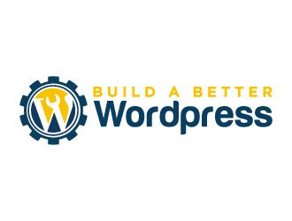 Build a Better Wordpress logo design winner