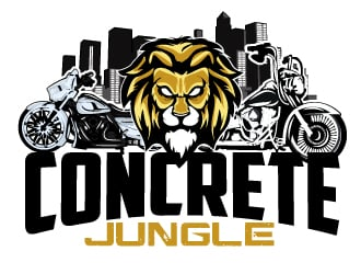 Concrete Jungle logo design winner