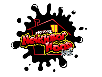 Neighborhood Ink logo design