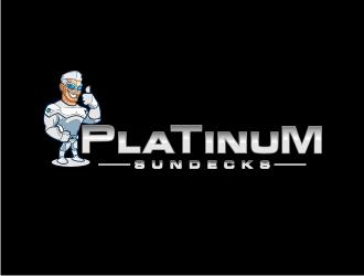 Platinum Sundecks logo design