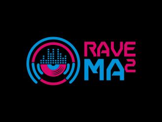 Rave Ma2 or Rave Mama logo design winner